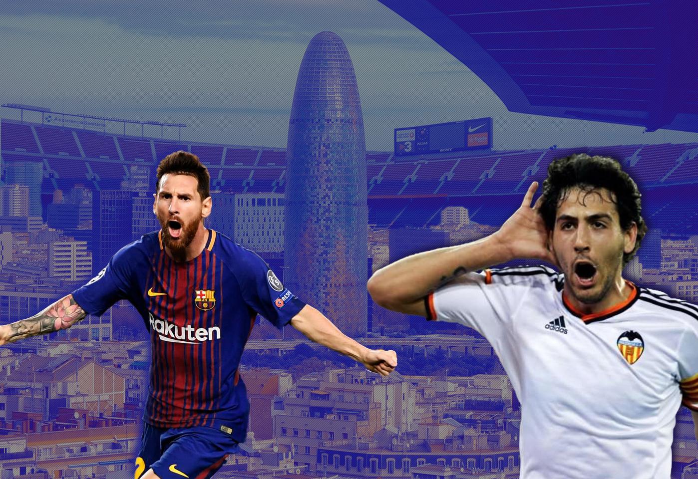 F.C. Barcelona vs Valencia C.F. - Sports and Travel