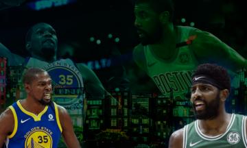 Golden State Warriors vs Boston Celtics