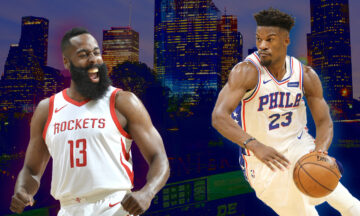Houston Rockets vs Filadelfia 76ers