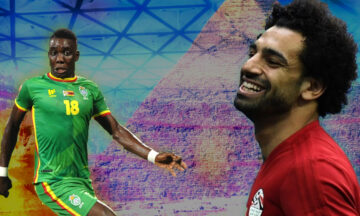 Egipto vs Zimbabwe
