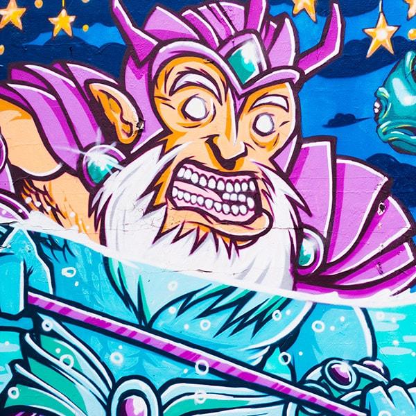 God of the Seas.